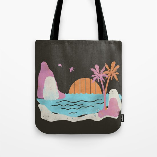 The Trops Tote Bag