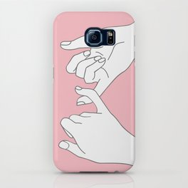 Pinky Promise 2 iPhone Case