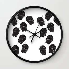 Shhhh! We're reading Ulysses! Wall Clock