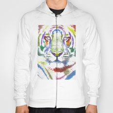 ROAR (tiger color version) Hoody