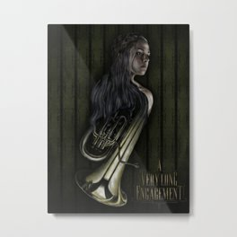 A VERY LONG ENGAGMENT Metal Print