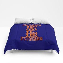 IPF Block I Comforters
