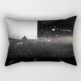 Out of Time Rectangular Pillow