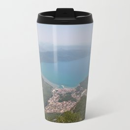 The Gulf of Gökova and Akyaka Town Travel Mug