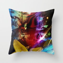"""""""Nature's Design"""" Throw Pillow"""