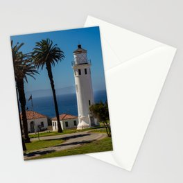 Point Vicente Lighthouse Stationery Cards