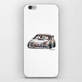 Crazy Car Art 0143 iPhone Skin