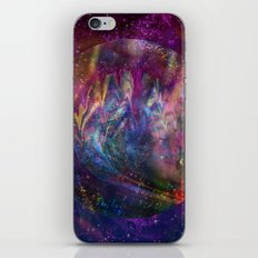 Issybee's Galaxy iPhone & iPod Skin