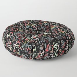 Joshua Tree Tropical by CREYES Floor Pillow
