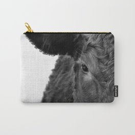 Half calf Carry-All Pouch