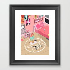 The Calling: Execution (Day) Framed Art Print
