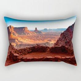 Cyrcle Rocks Rectangular Pillow