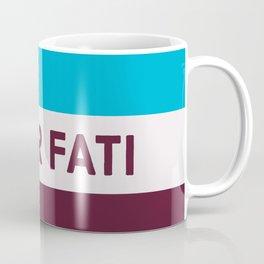 AMOR FATI - STOIC WISDOM Coffee Mug