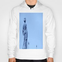 apollo Hoodies featuring Apollo Conversation by ExperienceTheFrenchRiviera