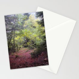 Spring in my heart Stationery Cards