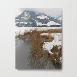 Schwarzsee Metal Print