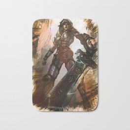 League of Legends RIVEN Bath Mat
