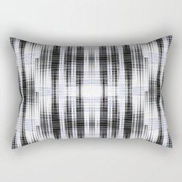 Modern wave pattern Rectangular Pillow