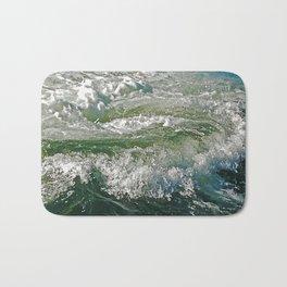 Splash of Spokane Falls Bath Mat
