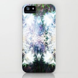 Magical Dandelion Moments iPhone Case