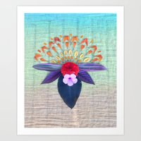 Lightness Art Print