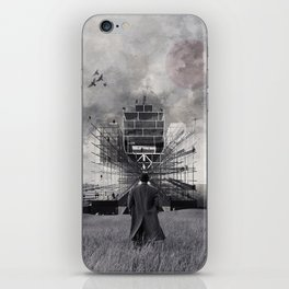 New point of view ... iPhone Skin