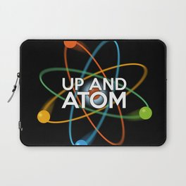 UP AND ATOM Laptop Sleeve