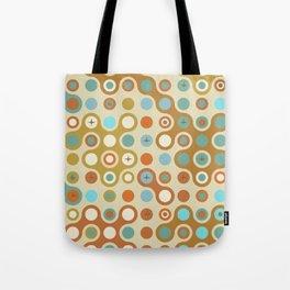 Retro pattern N1 Tote Bag