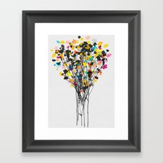 buttercups 2 Framed Art Print