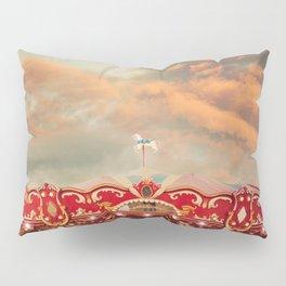 Wonderful Whirled Carousel Pillow Sham