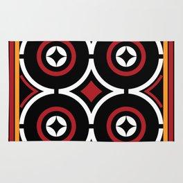Toraja Pattern ne'limbongan Rug