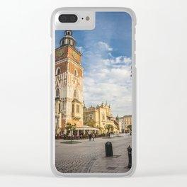 Krakow 1.0 Clear iPhone Case