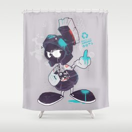 ECO MARVIN MRTN Shower Curtain