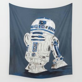 r2-d2 Wall Tapestry