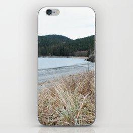 By The Beach iPhone Skin