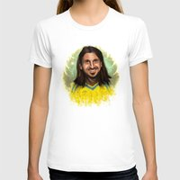 zlatan T-shirts featuring Zlatan drawing art by Robin Gundersen