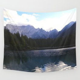 Landscape Of Souls Wall Tapestry