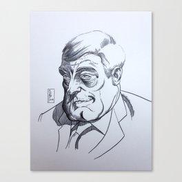 Dodik Canvas Print