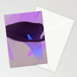 Calla Lilly Stationery Cards
