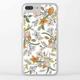 Isabella Clear iPhone Case