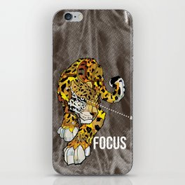 Focus iPhone Skin