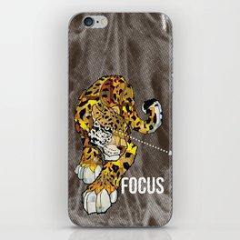 Focus iPhone Skin