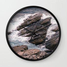 Observatory Rocks Wall Clock