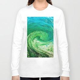 Abstract 64 Long Sleeve T-shirt