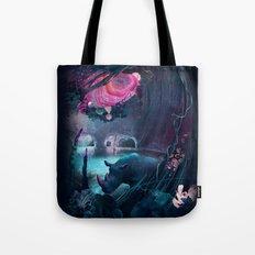 grotto Tote Bag