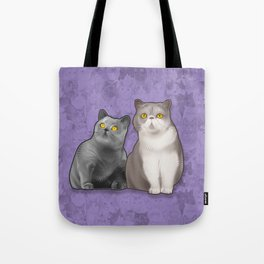 Little Miss Michone Tote Bag