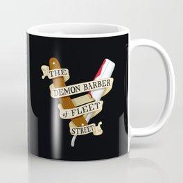 Sweeney Todd Blood Coffee Mug