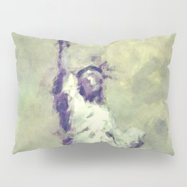 Textured Statue of Liberty Pillow Sham