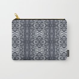 Metallic waves Carry-All Pouch