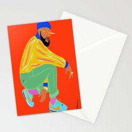 Doing 65 In A 51 Stationery Cards